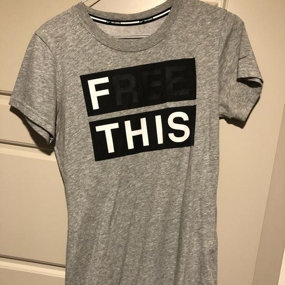 Nike Tops - Nike Free This Tshirt